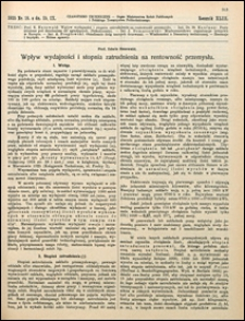 Czasopismo Techniczne 1925 nr 18