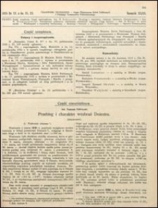 Czasopismo Techniczne 1925 nr 22