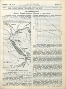 Czasopismo Techniczne 1934 nr 2