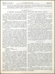 Czasopismo Techniczne 1934 nr 4