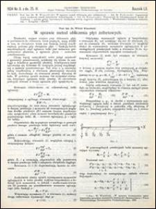 Czasopismo Techniczne 1934 nr 8