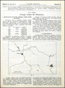 Czasopismo Techniczne 1934 nr 10