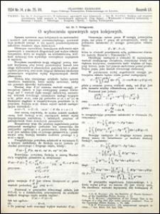Czasopismo Techniczne 1934 nr 14