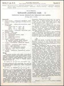 Czasopismo Techniczne 1934 nr 17