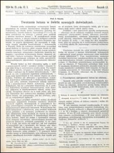 Czasopismo Techniczne 1934 nr 19