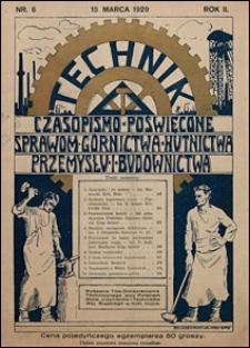 Technik 1929 nr 6