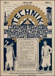 Technik 1929 nr 9