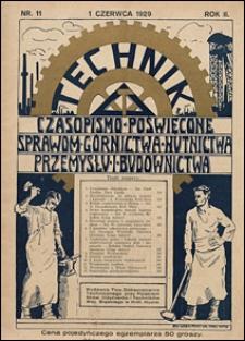 Technik 1929 nr 11