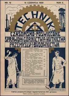 Technik 1929 nr 12