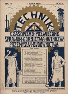 Technik 1929 nr 13