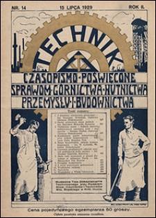 Technik 1929 nr 14