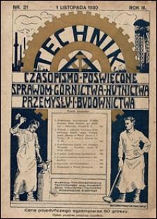 Technik 1930 nr 21