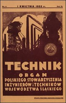 Technik 1933 nr 4