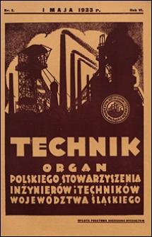 Technik 1933 nr 5