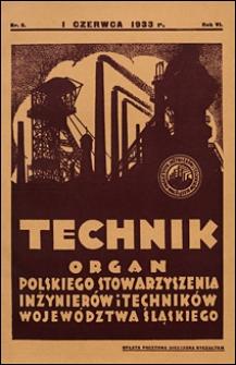 Technik 1933 nr 6
