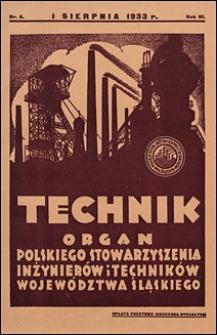 Technik 1933 nr 8
