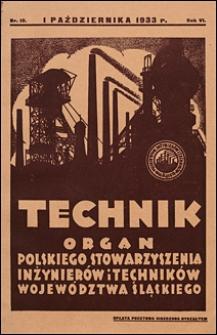 Technik 1933 nr 10