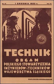Technik 1933 nr 12