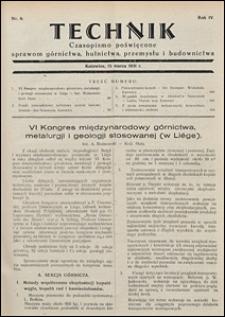 Technik 1931 nr 6