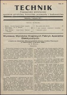 Technik 1931 nr 7