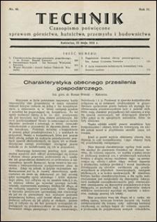 Technik 1931 nr 10