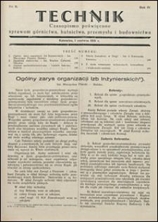 Technik 1931 nr 11