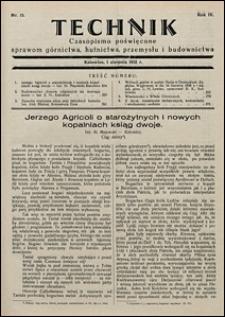 Technik 1931 nr 15