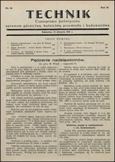 Technik 1931 nr 16