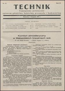 Technik 1931 nr 21