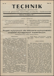 Technik 1931 nr 22
