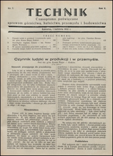 Technik 1932 nr 7