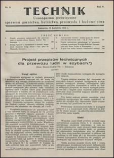 Technik 1932 nr 8