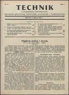 Technik 1932 nr 11