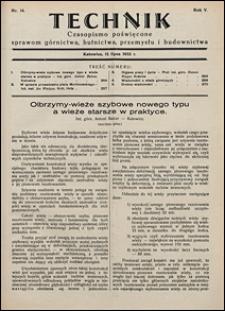 Technik 1932 nr 14