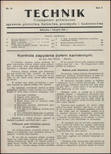 Technik 1932 nr 15
