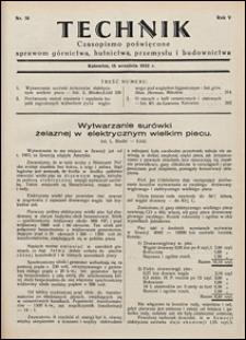 Technik 1932 nr 18