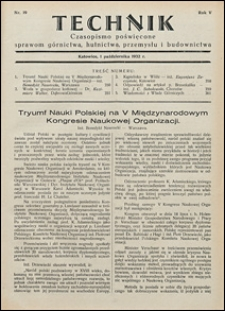 Technik 1932 nr 19