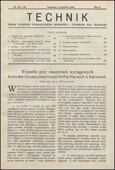 Technik 1932 nr 23/24