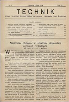 Technik 1934 nr 7