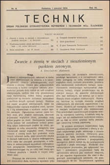 Technik 1934 nr 8