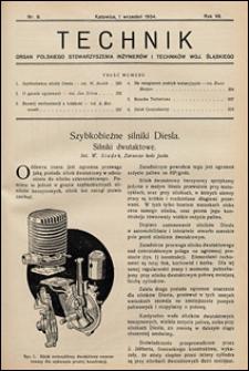 Technik 1934 nr 9