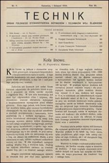 Technik 1934 nr 11
