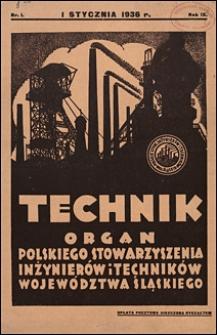 Technik 1936 nr 1