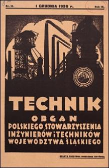 Technik 1936 nr 12