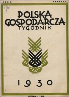 Polska Gospodarcza 1930 nr 3