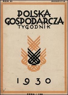 Polska Gospodarcza 1930 nr 5