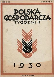 Polska Gospodarcza 1930 nr 6