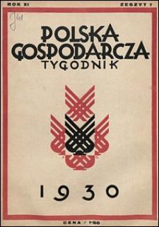 Polska Gospodarcza 1930 nr 7