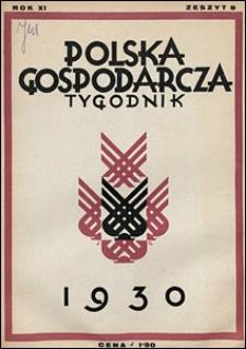 Polska Gospodarcza 1930 nr 8