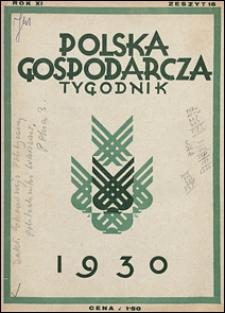 Polska Gospodarcza 1930 nr 16